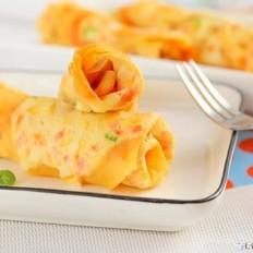 豆皮早餐饼  宝宝辅食食谱