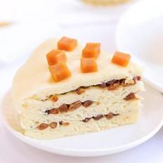 红豆牛奶糕  宝宝辅食食谱