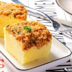 肉松蒸蛋糕  宝宝辅食食谱
