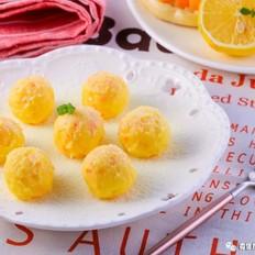 苹果蛋黄球  宝宝辅食食谱的做法大全