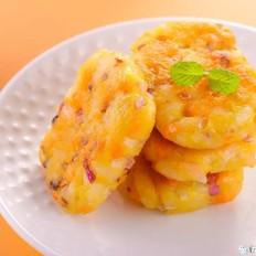 香煎鱼饼  宝宝辅食食谱