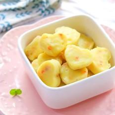 蔬菜土豆糕  宝宝辅食食谱