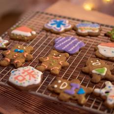 圣诞姜饼人【初味日记】