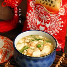 海鲜烩豆腐