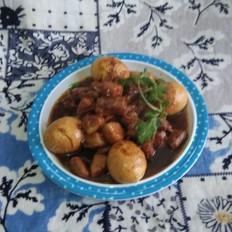 红烧五花肉(无油版)