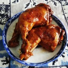 美味鸡腿(晚餐)