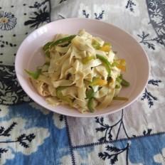 麻椒干豆腐