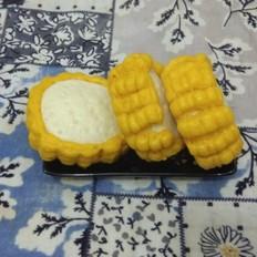 玉米棒(馒头)