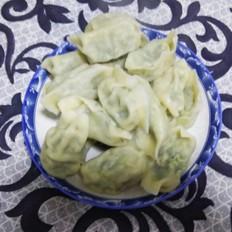 海米韭菜猪肉水饺