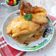 电饭锅奥尔良焗鸡
