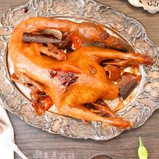 南乳茴香麻鸭-过年硬菜