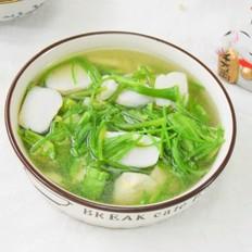 海菜芋头汤—云南大理白族菜肴