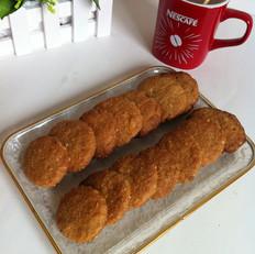 花生粉饼干
