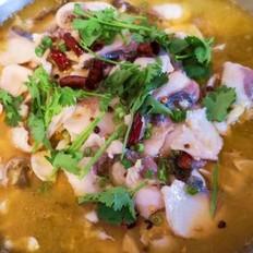 缅甸威尼斯酸菜鱼最简单的家常做法
