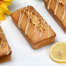 柠檬奶油芝士磅蛋糕