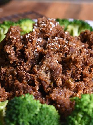 粉蒸牛肉的做法