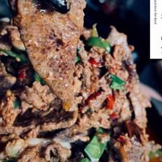 能吃两碗米饭的尖椒猪肝的做法大全