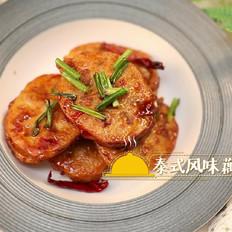 悦美食-泰式风味藕