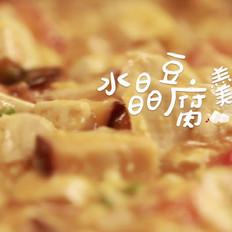 水晶豆腐羹
