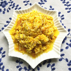 银鱼煎蛋#午餐#