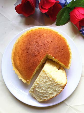 酸奶蛋糕#下午茶#的做法