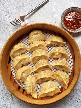 西葫芦肉馅蒸饺的做法