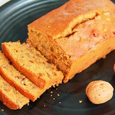 孕妇甜品——红糖核桃磅蛋糕