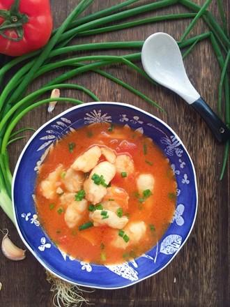 番茄龙利鱼汤的做法