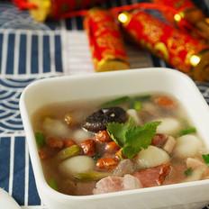 台山咸汤圆-一碗包容天下的汤圆