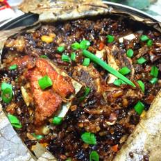 荷香糯米排骨饭