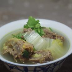 白菜牛肉汤