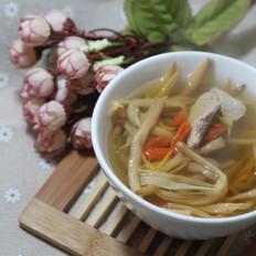 黄花菜瘦肉汤