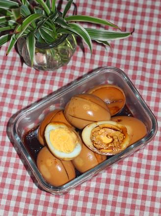 高汤卤蛋的做法