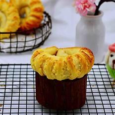 椰蓉奶香面包圈