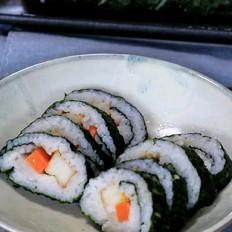 早渔人家|神仙搭配【鱼糕&寿司】