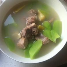 莴笋竹笋排骨汤