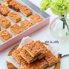 法式焦糖杏仁酥饼