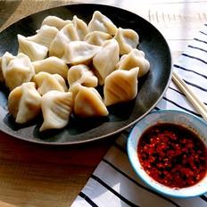 猪肉白菜饺子