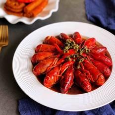 青花椒卤小龙虾