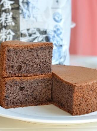 <b>黑米粉戚风蛋糕</b>