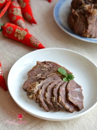 香鹵牛肉的做法