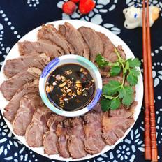 高压锅版酱牛肉