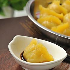 蕨根粉虾饺