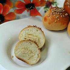 肉松芝麻小面包