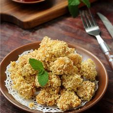 一口炒锅就能做——美味鸡米花