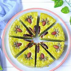 黄瓜鸡蛋糕