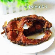 秘制五香熏鱼