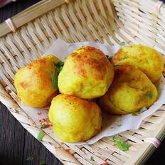 咖喱土豆球