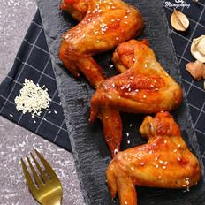零厨艺-烤鸡翅