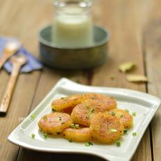 黑胡椒土豆饼